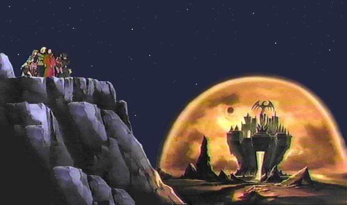 Resultado de imagem para caverna do dragão final de episódio